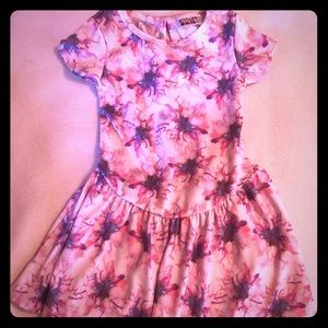 Beautiful Dot Dot Smile Dress 2T